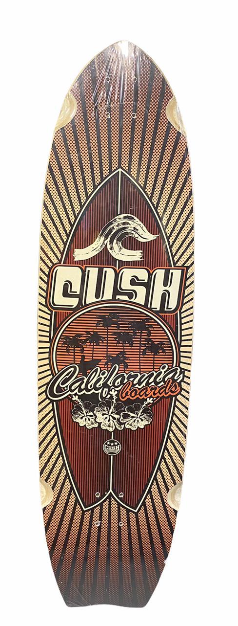 Shape Cush Cruiser Longboard California 10x40
