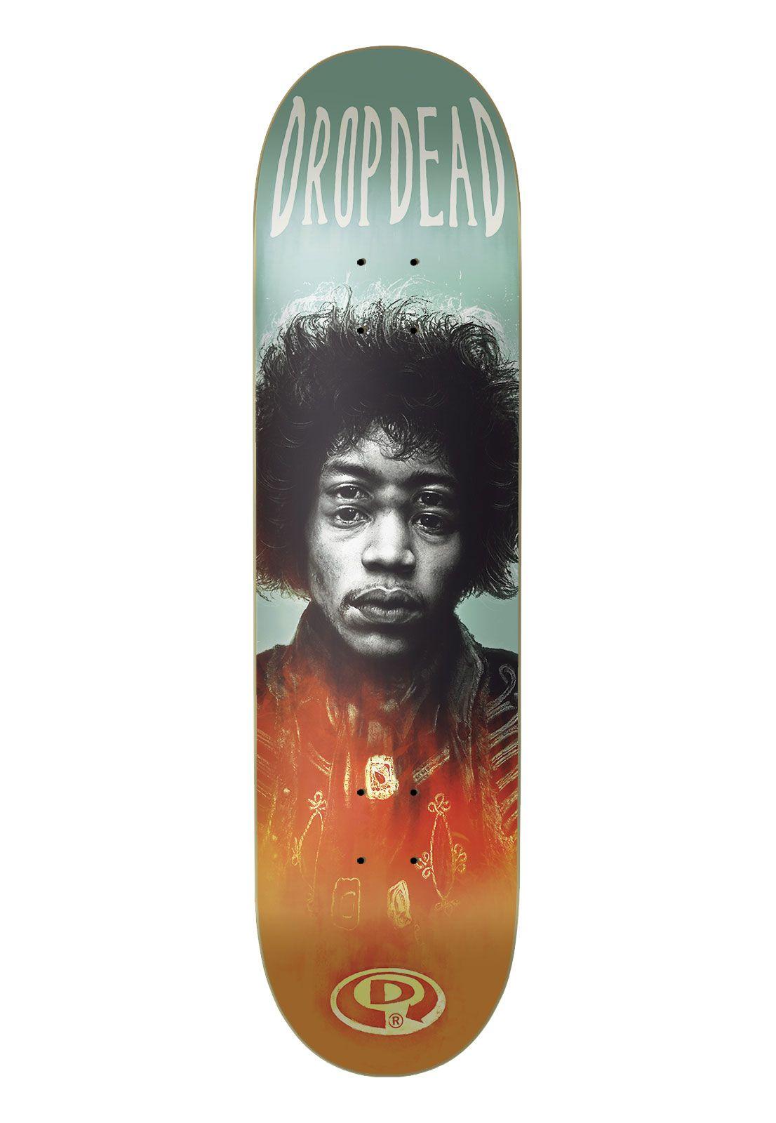 Shape Drop Dead Maple Ilustraluna Hendrix 8.37