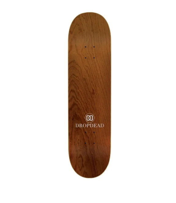 Shape Drop Dead Marfim Naked Series Monogram 8.37