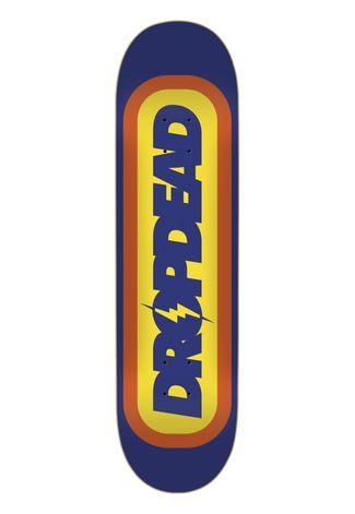Shape Drop Dead Marfim Rayo Azul 8.0