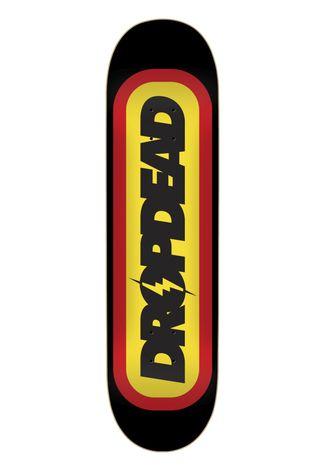Shape Drop Dead Marfim Rayo Preto 7.9