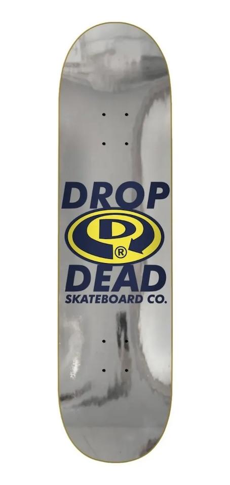 Shape Drop Dead NK2 Silver Foil 8.5
