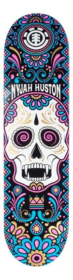 Shape Element Calavera Nyjah 7.8