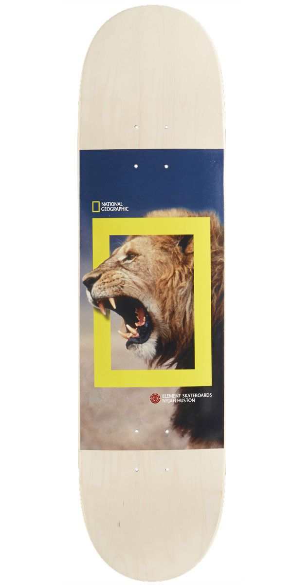 Shape Element X NatGeo Nyjah Lion 8.0