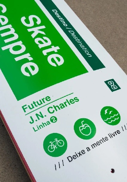 Shape Future Maple Metropolitano JN Charles 8.25