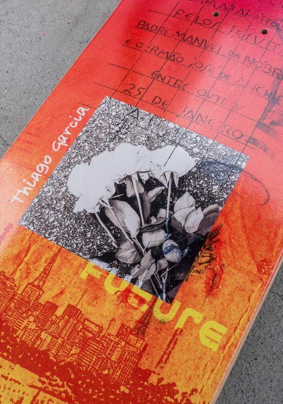 Shape Future Maple Mixed Thiago Garcia 8.25