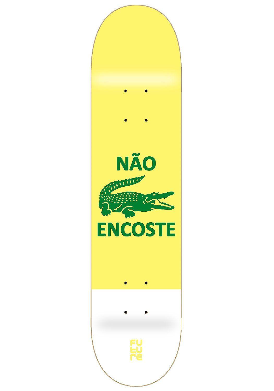 8f8dbb6568a2e Shape Future Marfim Não Encoste 8.25 - Place Skate Shop