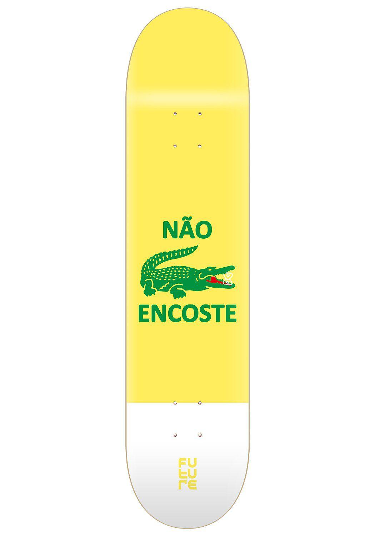 Shape Future Marfim Não Encoste Amarelo 7.8