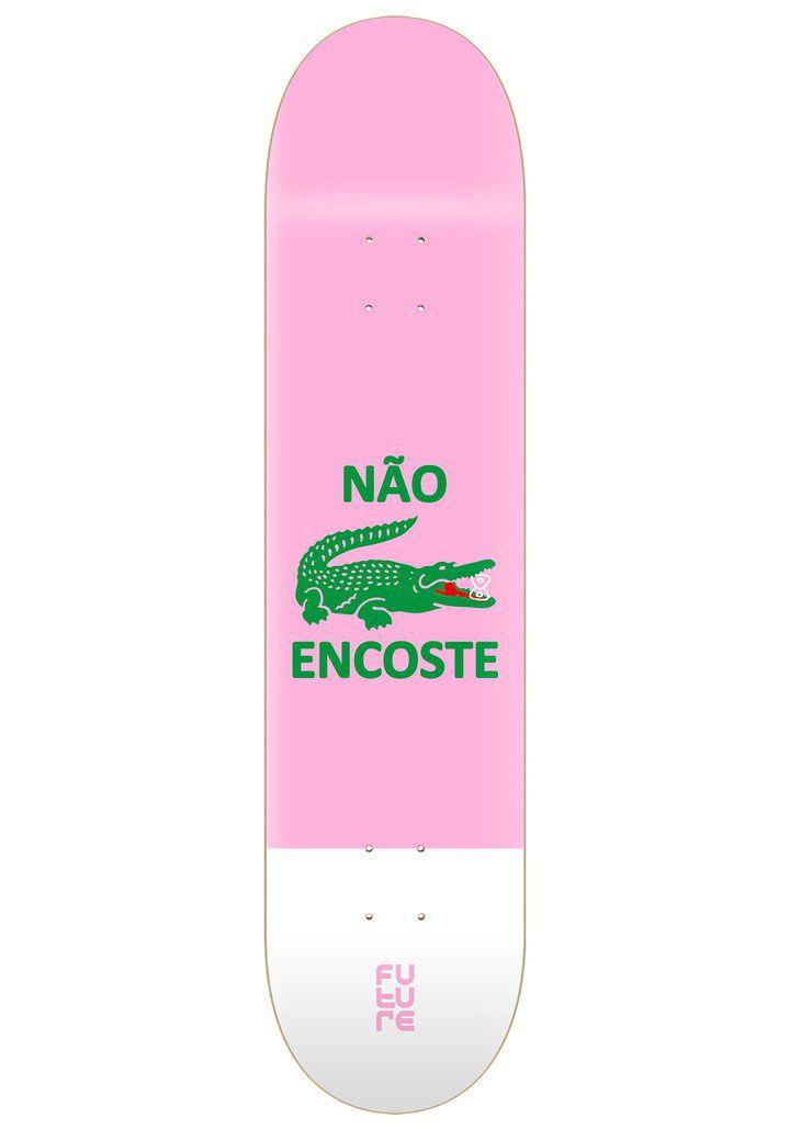 Shape Future Marfim Não Encoste Rosa 8.25