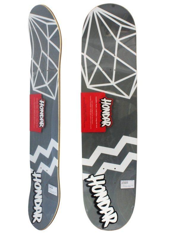 Shape Hondar Geometric Foil Prata Patrick Mazzuchini 8.0