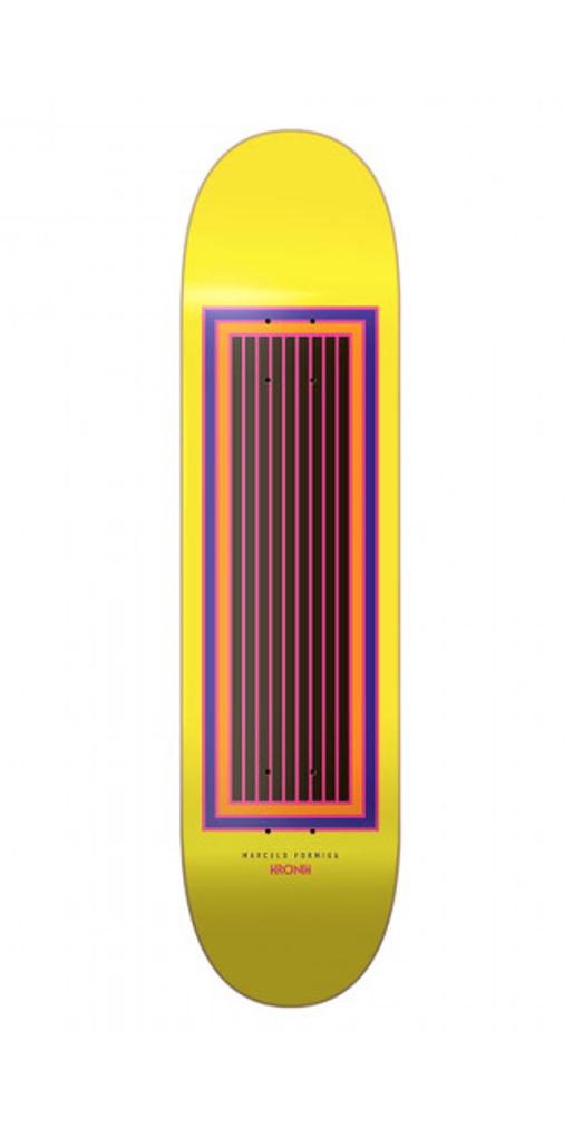 Shape Kronik Maple Marcelo Formiga Colorform 7.875