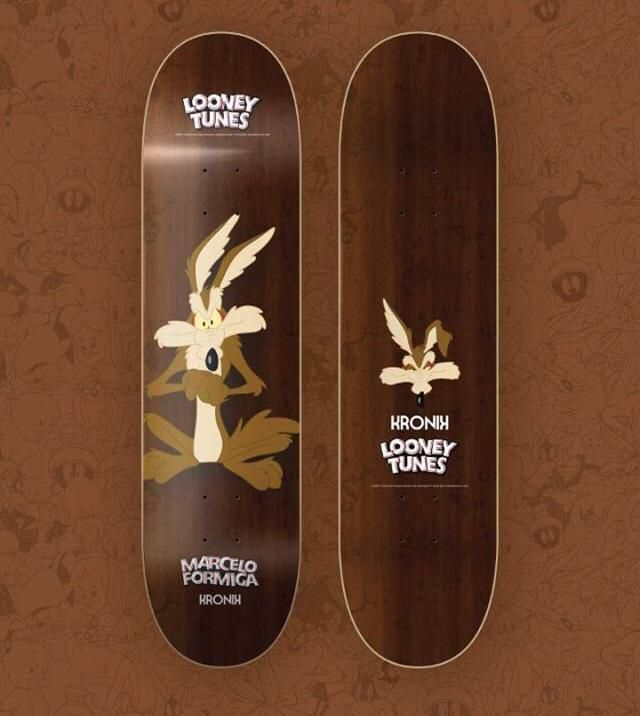 Shape Kronik Maple Formiga Looney Tunes Coyote 8.0