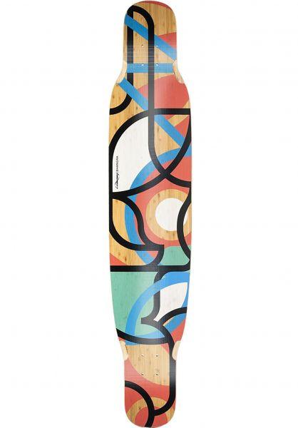 Shape Longboard Dancer Loaded Banghra V2 Bambu e Basalto 48,5 X 9,5