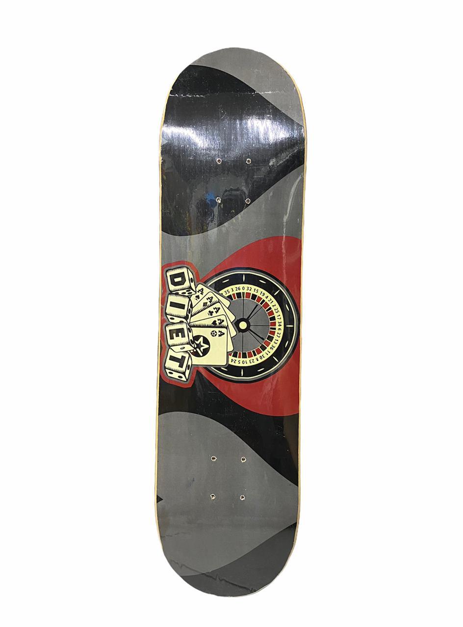 Shape Marfim Diet Skateboards Cassino 8.0
