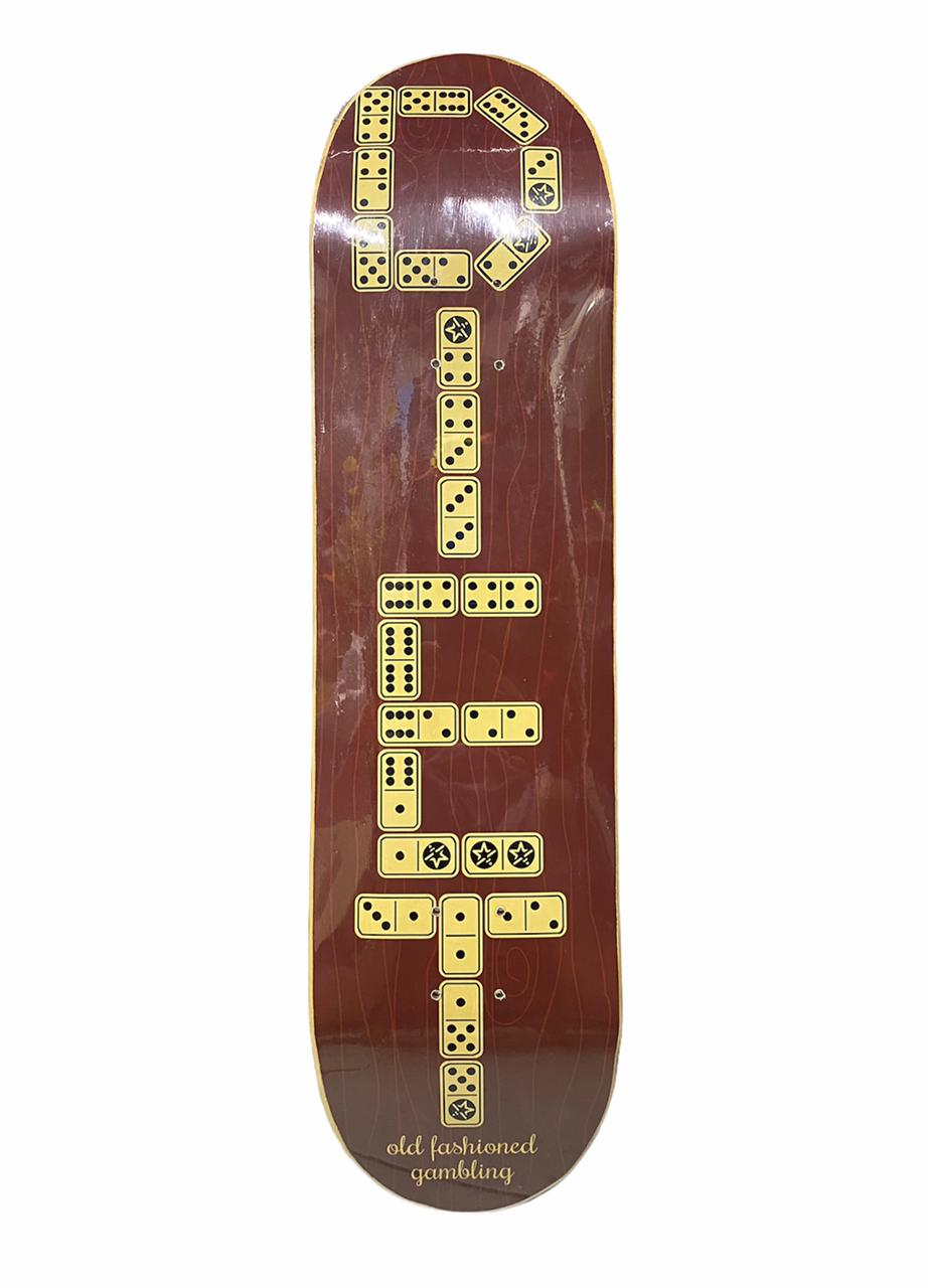 Shape Marfim Diet Skateboards Gambling 8.0