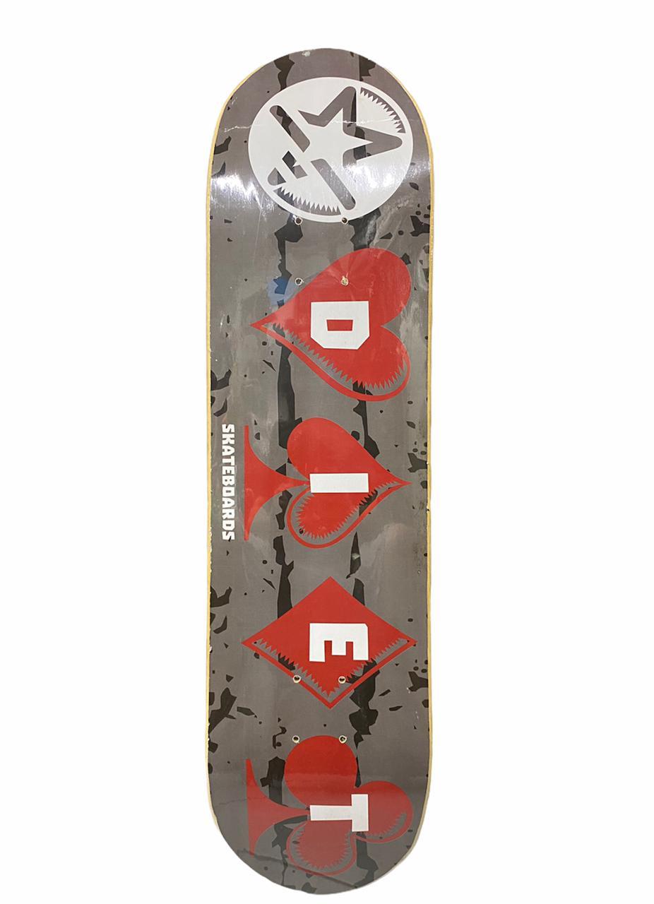 Shape Marfim Diet Skateboards Playcards 8.0