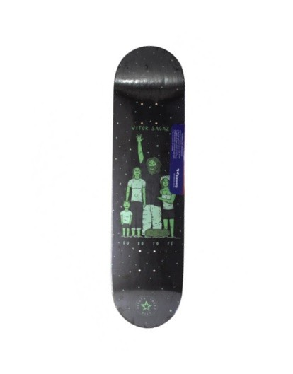 Shape Marfim Diet Skateboards Sagaz Eu Boto Fé 7.75