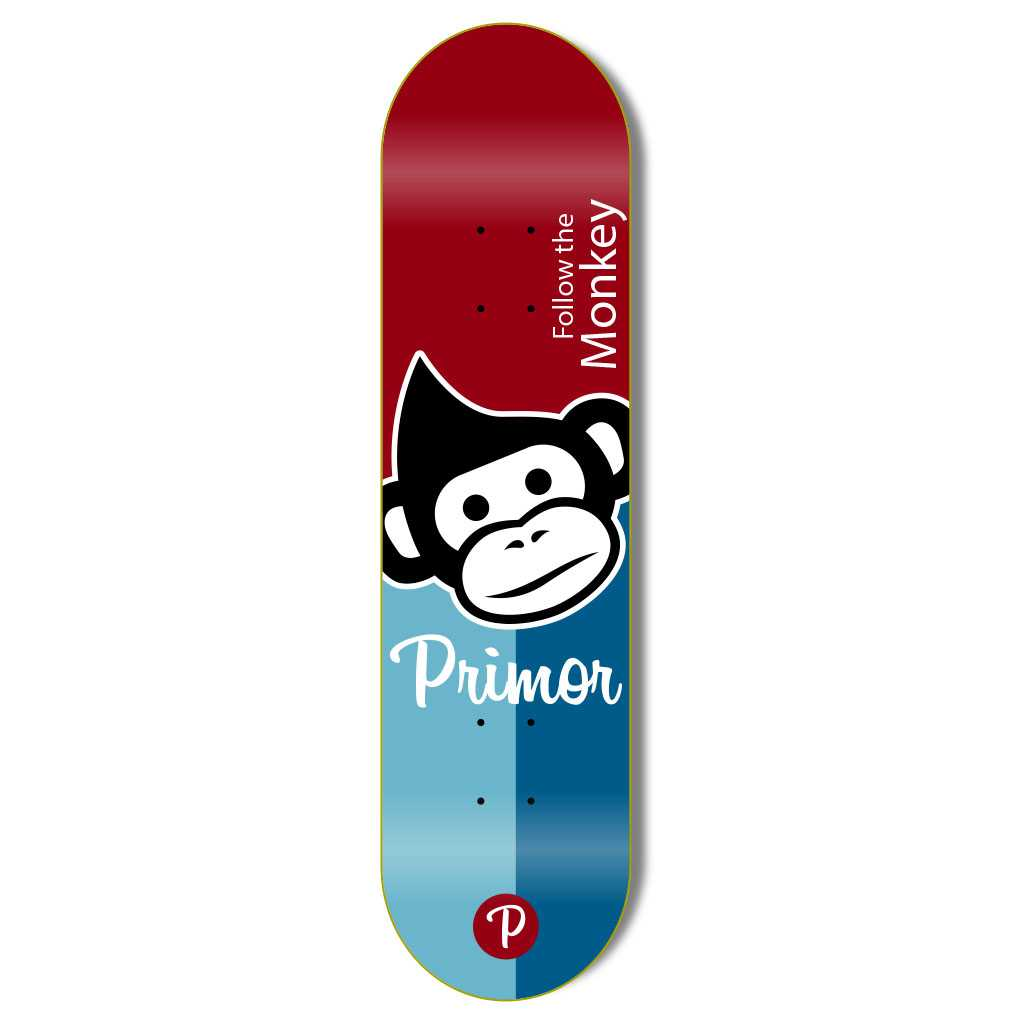 Shape Primor MAPLE Follow The Monkey 8.5
