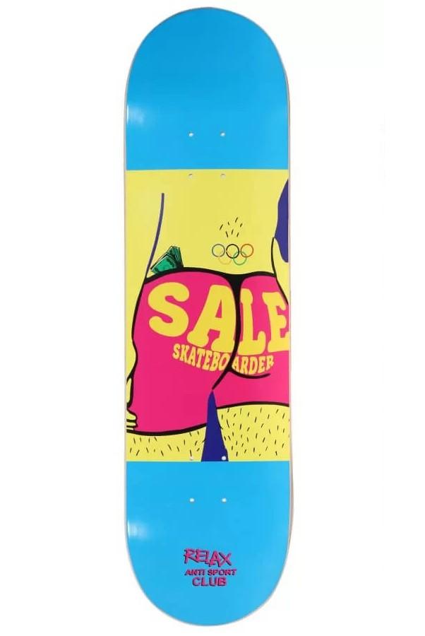 Shape Relax Sale Skateboarder 8.5