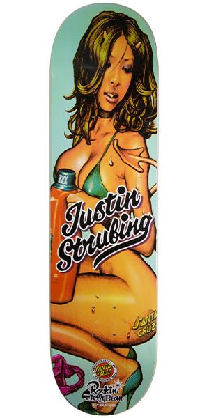 Shape Santa Cruz Justin Strubing Jellybean 8.3