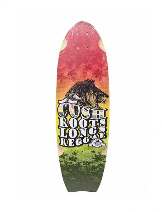 Shape Simulador Surf Cush Fish Tail 10x32 Roots Series