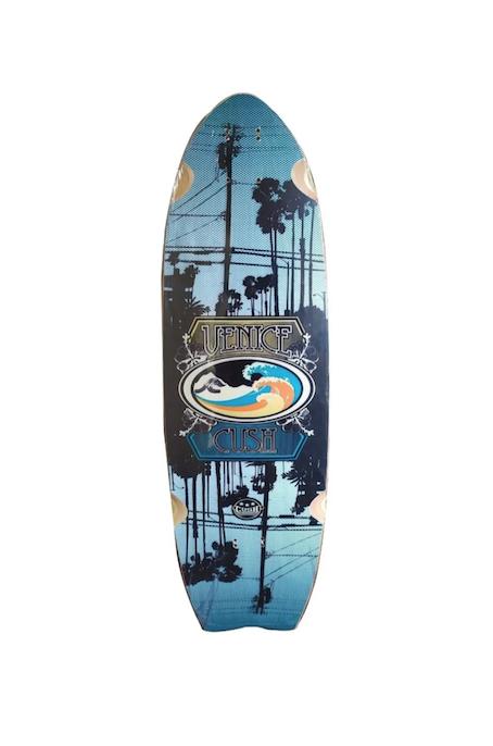 Shape Simulador Surf Cush Fish Tail 10x32 Venice
