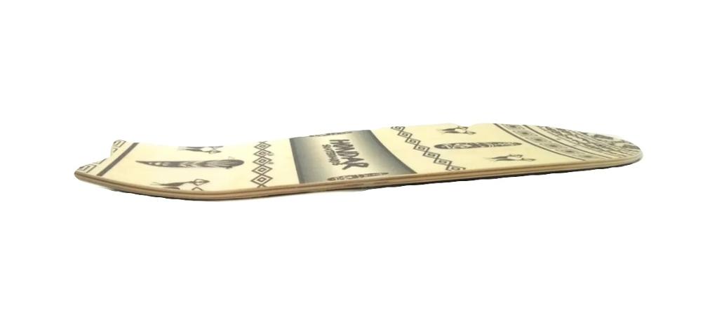 Shape Simulador Surf Hondar Maple 10x33.5 Geometric