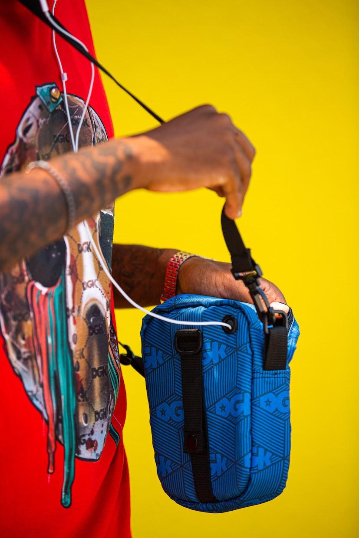 Shoulder Bag DGK Riviera