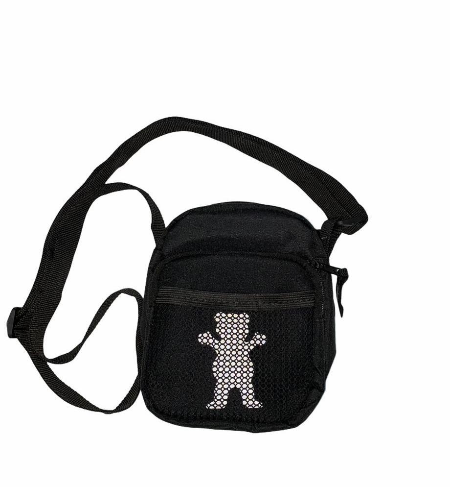 Shoulder Bag Grizzly OG Bear Reflect