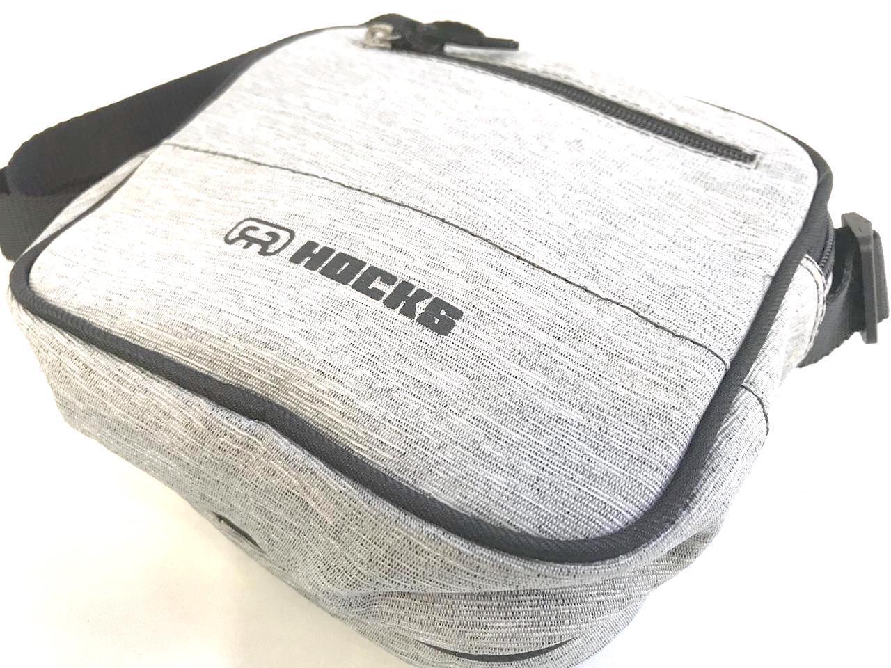 Shoulder Bag Hocks Turista Cinza