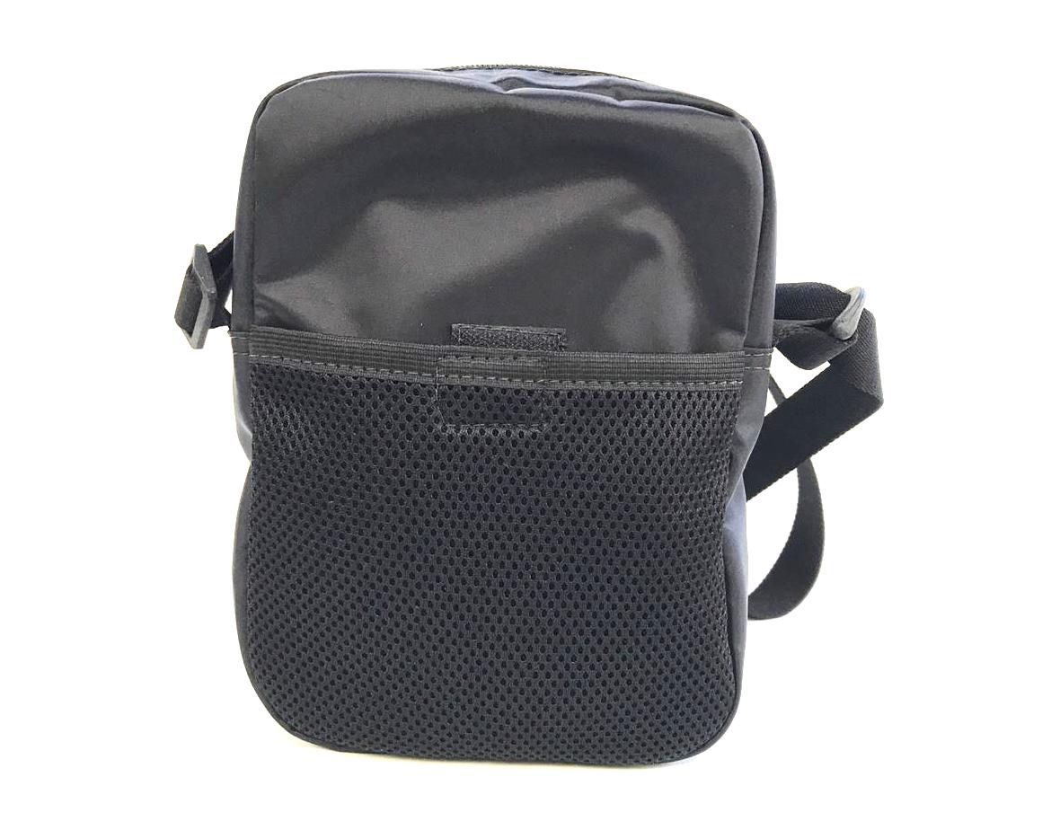 Shoulder Bag Hocks Viagio Preta e Cinza