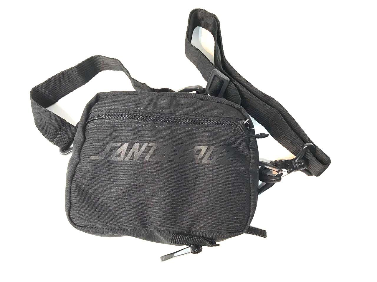 Shoulder Bag Santa Cruz Screaming Hand Preta