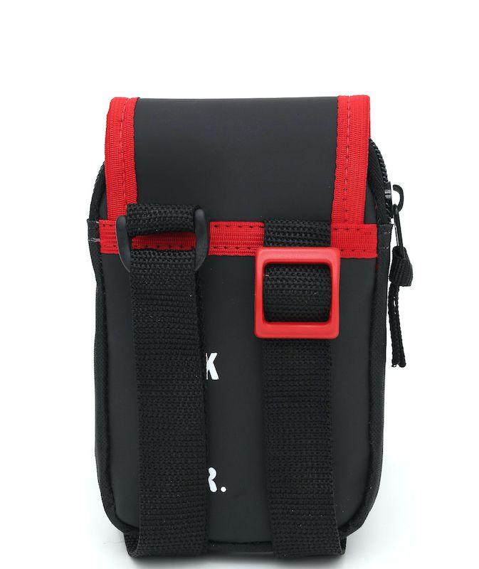 Shoulder Bag Starter Mini Preto/Vermelho