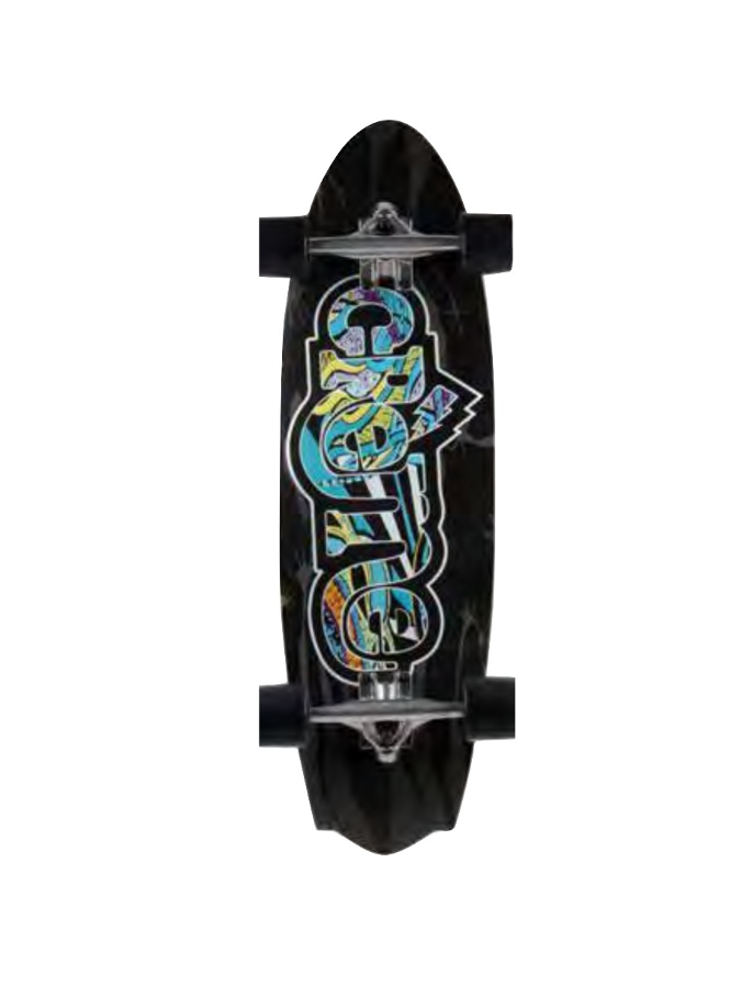 Skate Cruiser Maple Creme 8.5