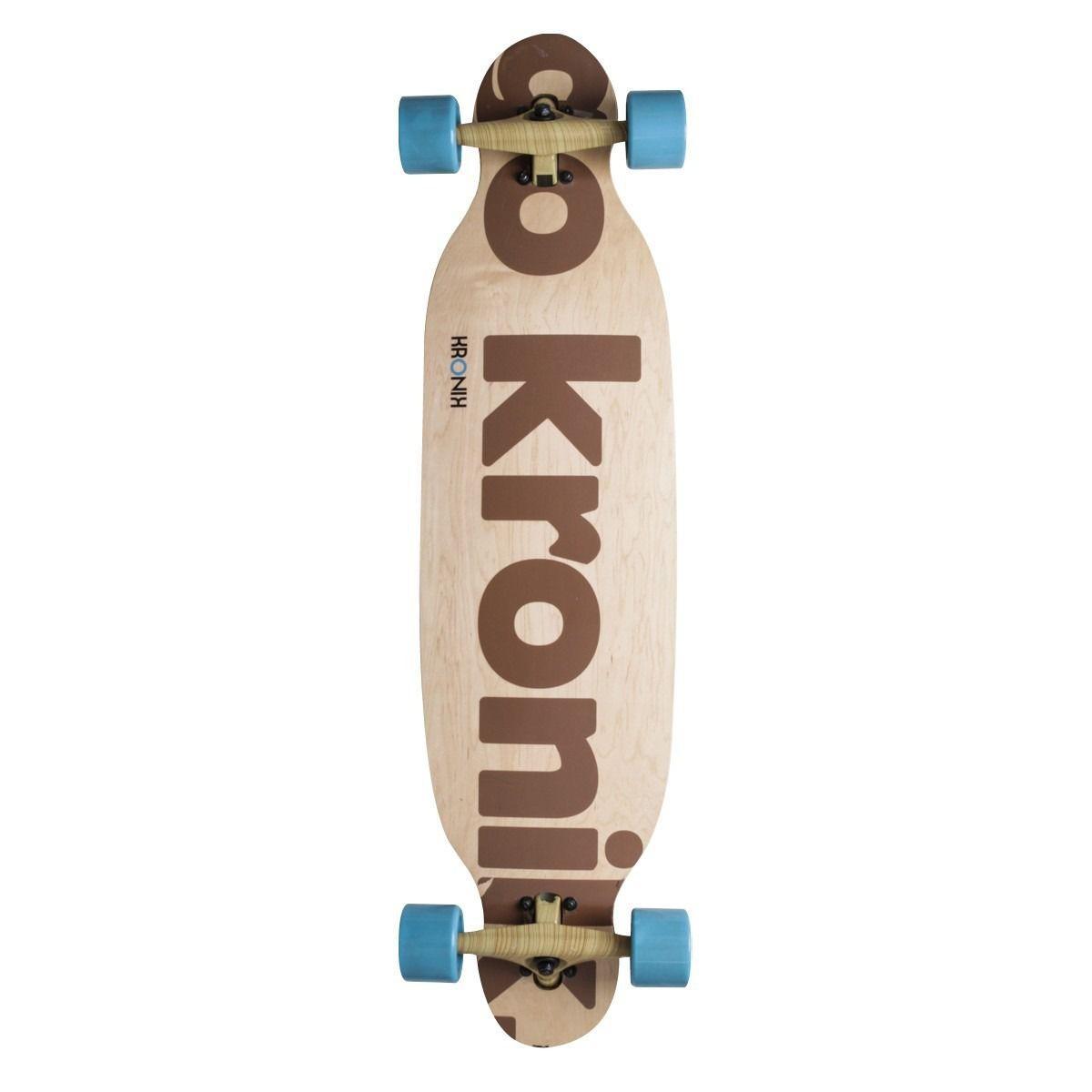 Skate Longboard Kronik Speed 38' Completo Go