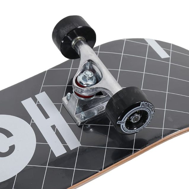 Skate Street Completo Hondar Logo Preto 8.0