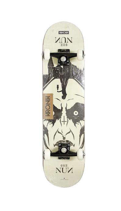 Skate Street Kronik INICIANTE Completo The Nun