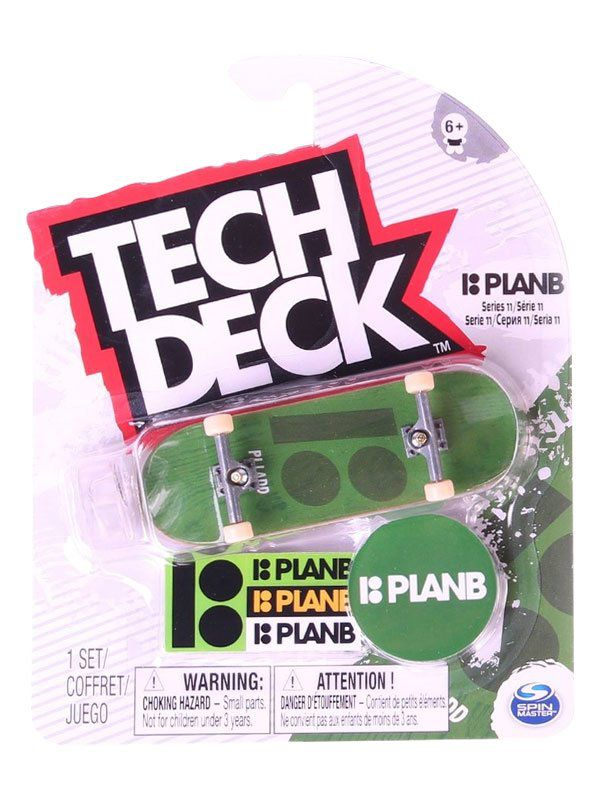 Tech Deck Plan B PJ Ladd Truck 32mm