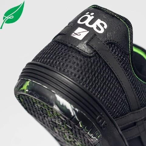 Tênis ÖUS Naccarato Black Green Camo OE