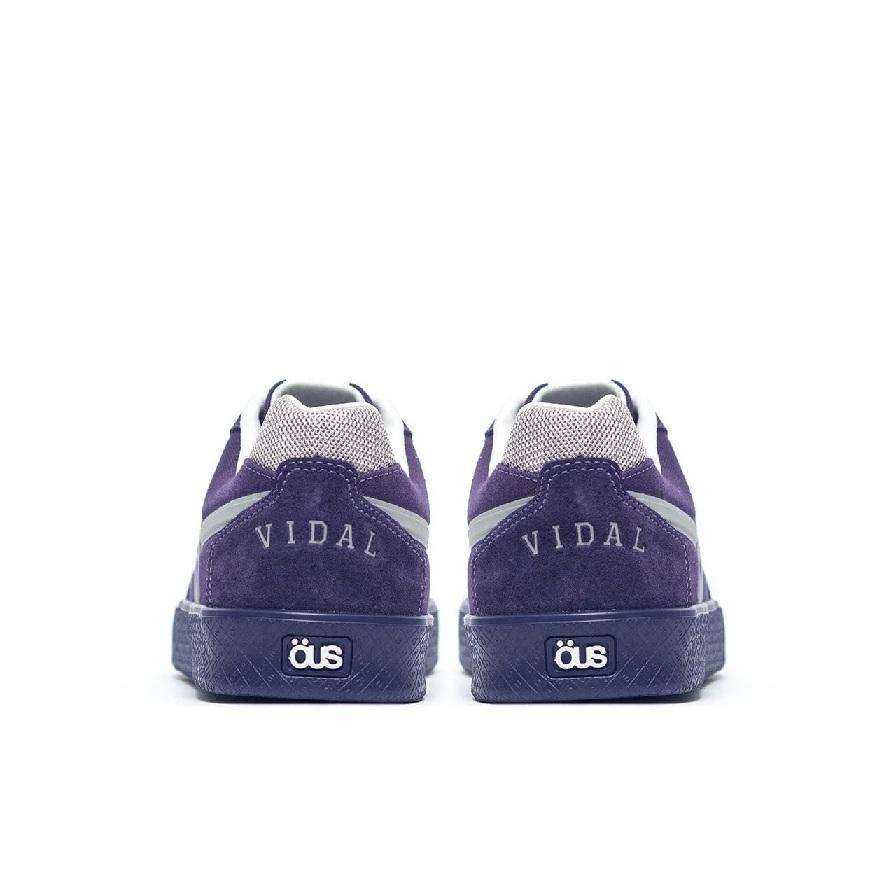 Tênis ÖUS Patrick Vidal V2 Purple Essencial