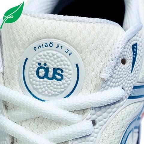 Tênis ÖUS Phibo 2134 Branco 95