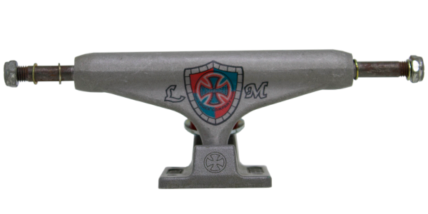 Truck Independent Hollow Lance Mountain Raw 139mm