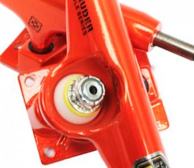 Truck Intruder 149mm Hi Noble Series Orange