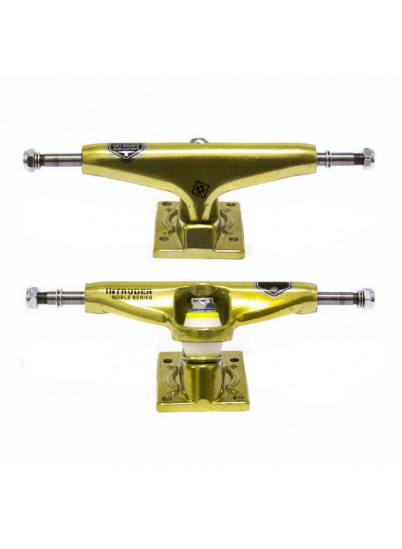 Truck Intruder 159mm Alto Noble Series Dourado