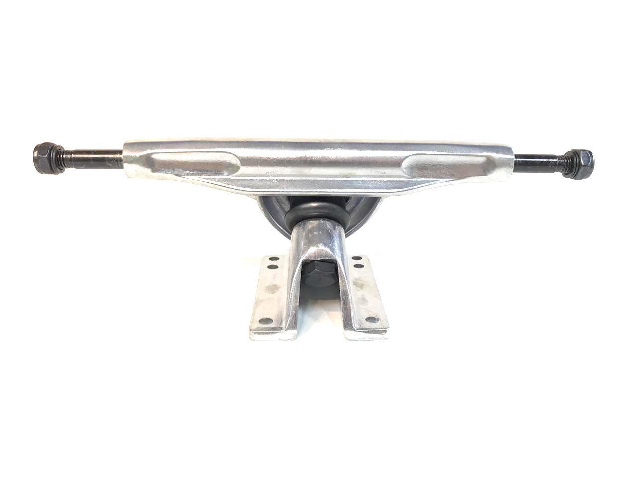 Truck Longboard Simulador de Surf  Carving 149mm Prata