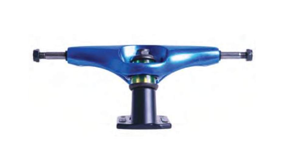 Truck Longboard Simulador de Surf  Hondar 158mm Azul