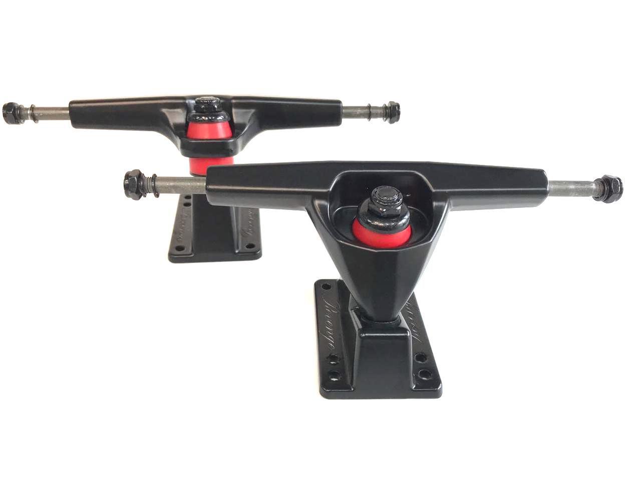 Truck Longboard Simulador de Surf  Revenge 157mm Preto