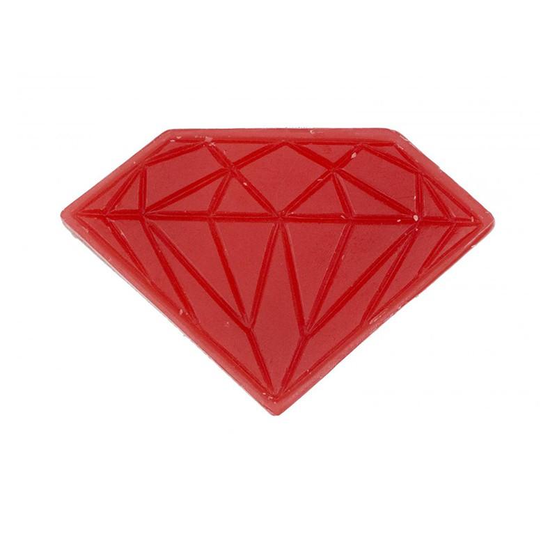 Vela Diamond Hella Slick Wax Vermelha