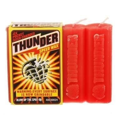 Vela Thunder Speed Wax