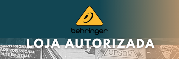 behringer - loja autorizada